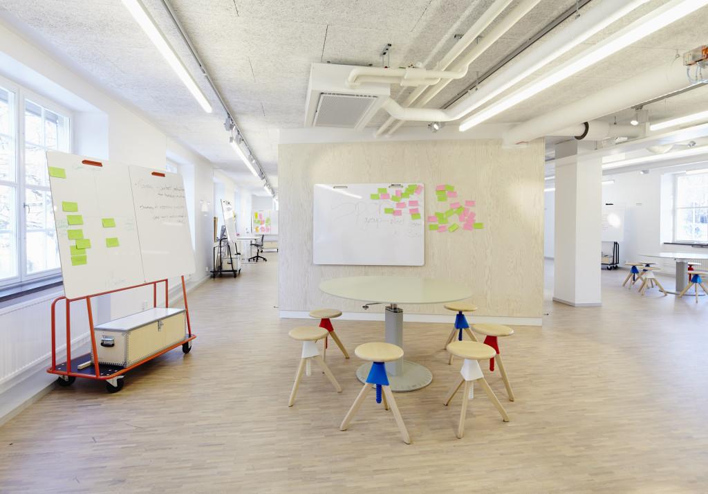 Openlab's premisses - Foto: Per Kristiansen